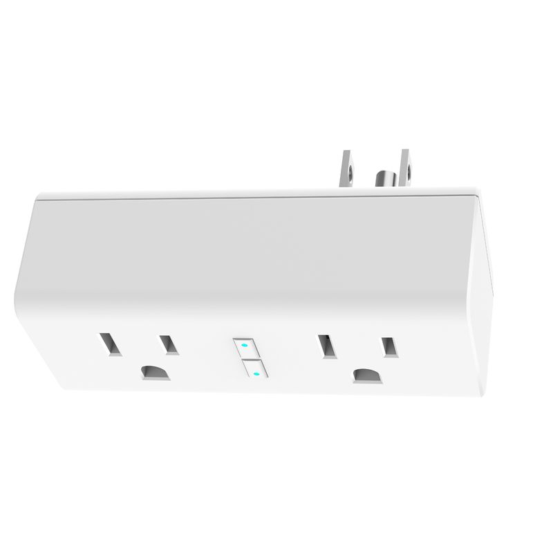 Energy Monitoring WiFi Plug Socket US Standard With Timer Compatible Google Home IFTTT